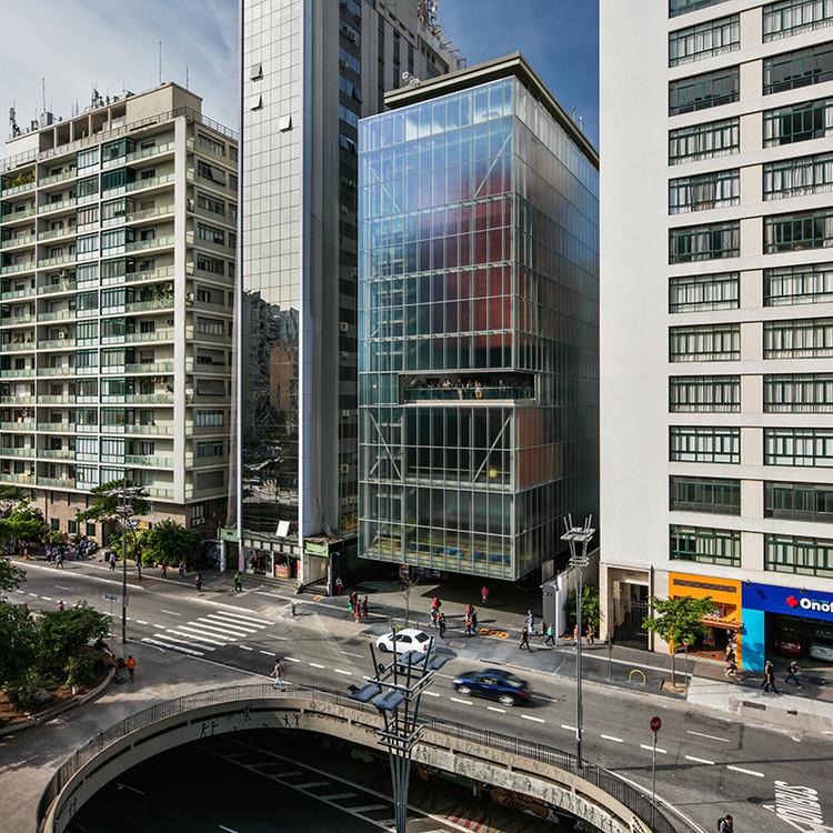 Moreira Salles Institute / Andrade Morettin Arquitetos, © Nelson Kon