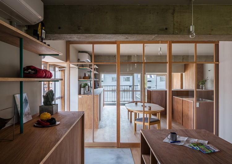 Casa en Chofu / SNARK, © Ippei Shinzawa