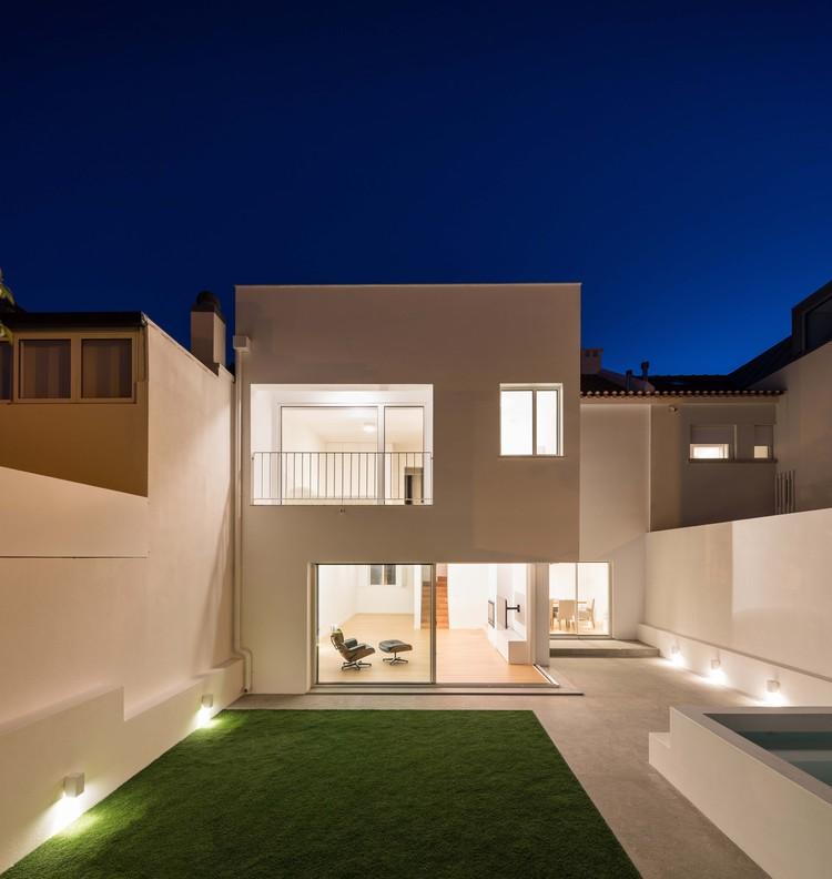 Casa Cristovão / Coletivo Cais, © Francisco Nogueira