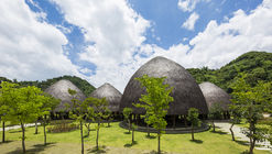 Cúpula de Cerimônias Son La / VTN Architects