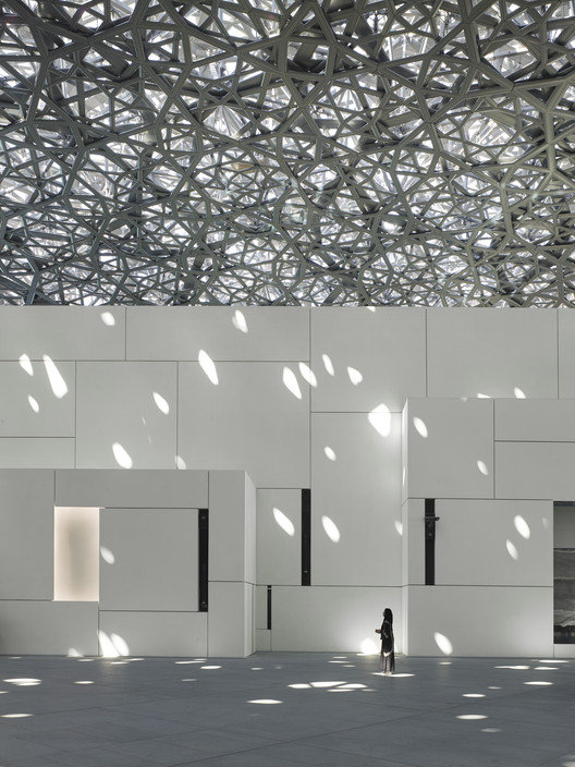 Louvre Abu Dhabi / Ateliers Jean Nouvel