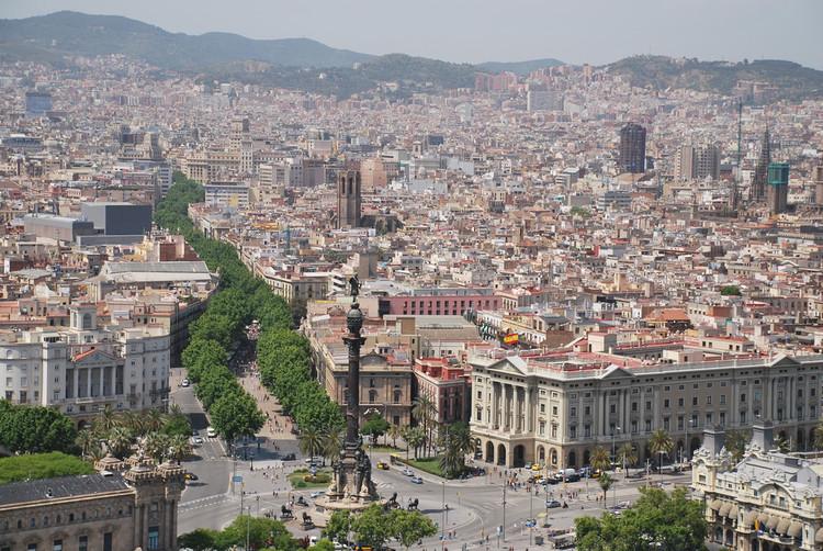 Barcelona planeja uma transformação verde para tratar problemas climáticos, Barcelona quer trazer as áreas verdes para próximo de toda a população. Foto: Jamison Wieser/Flickr-CC. Image Cortesia de TheCityFix Brasil