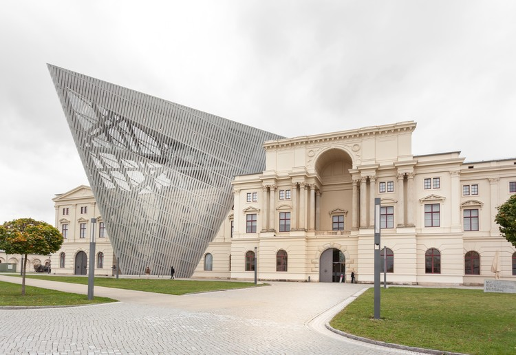Studio Libeskind's Military Museum Through the Lens of Alexandra Timpau, © Alexandra Timpau