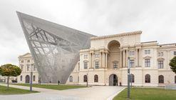 Museu Militar de Daniel Libeskind, pelas lentes de Alexandra Timpau