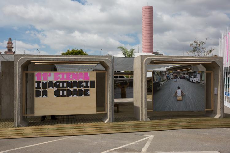 A 11ª Bienal de Arquitetura de São Paulo está aberta: visite as exposições, Exposição Imaginário da Cidade. Image © DiCampana Foto Coletivo