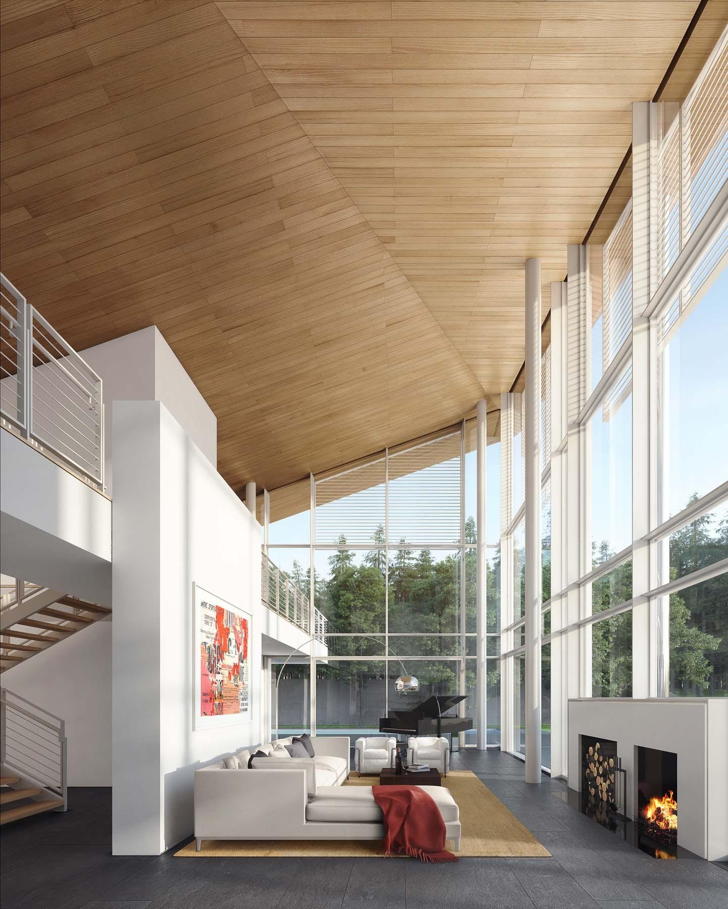 Richard Meier & Partners Designs Two Villas for Ground-Up Modern ...