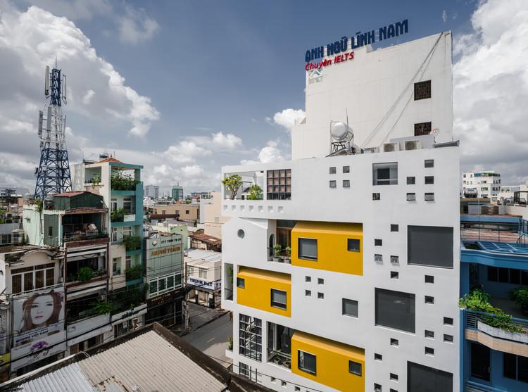 HVB Complex / 23o5studio, © KingkienPhotography