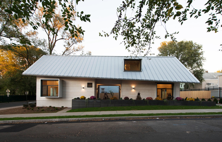 Casa en la calle Adeline / Yale School of Architecture, © Zelig Fok and Haylie Chan