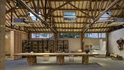 The Memory House of Shanchuan Town / The Design Institute of Landscape and Architecture China Academy of Art