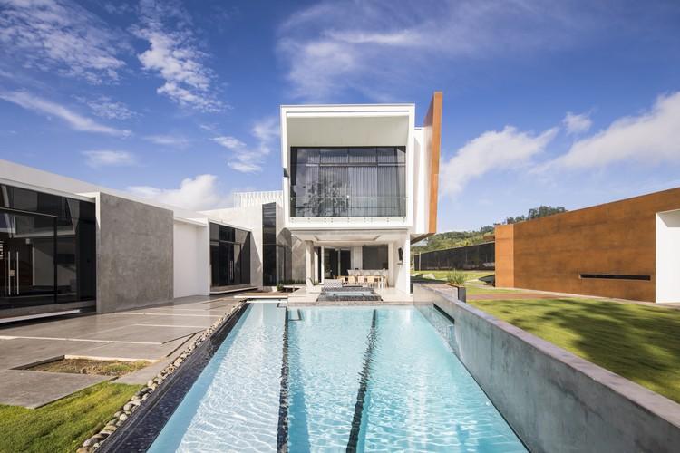 Casa PMX-01 / QBO3 Arquitectos, © Andrés García Lachner