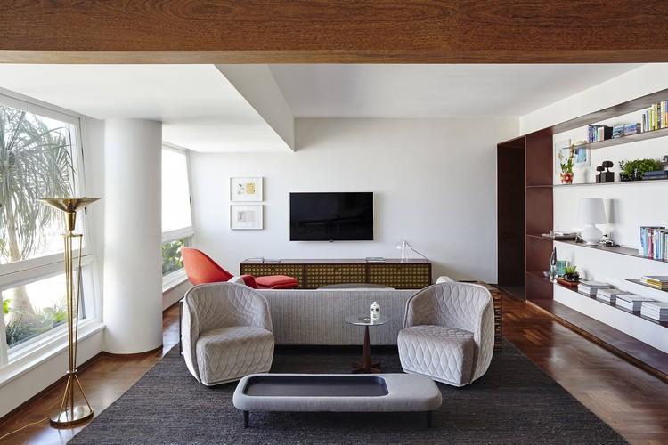 Apartamento VA  / Pascali Semerdjian Arquitetos, © Ilana Bessler
