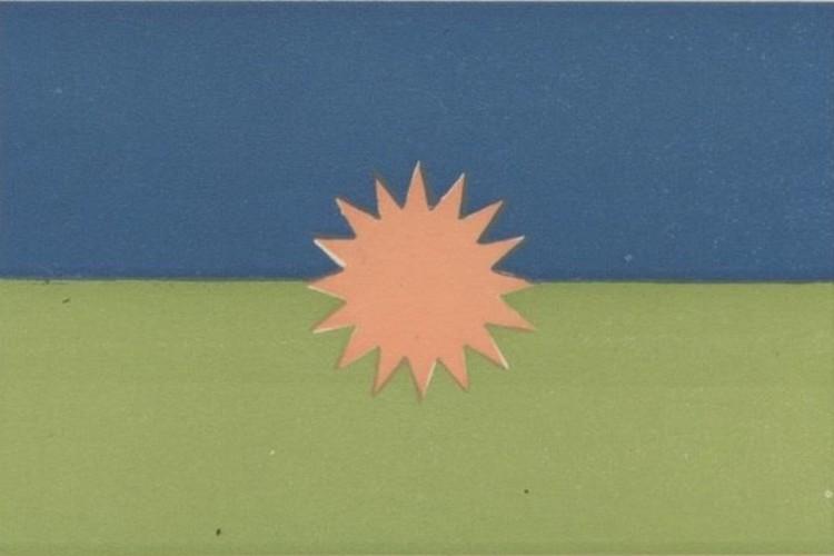World Urbanism Day: A Selection of Texts About Cities and Urban Planning, Reprodução do manifesto original do símbolo do urbanismo. . Image via Della Paolera, C. M. (1934). El símbolo del urbanismo. Buenos Aires: Dirección del Plan de Urbanización, Municipalidad de la Ciudad de Buenos Aires