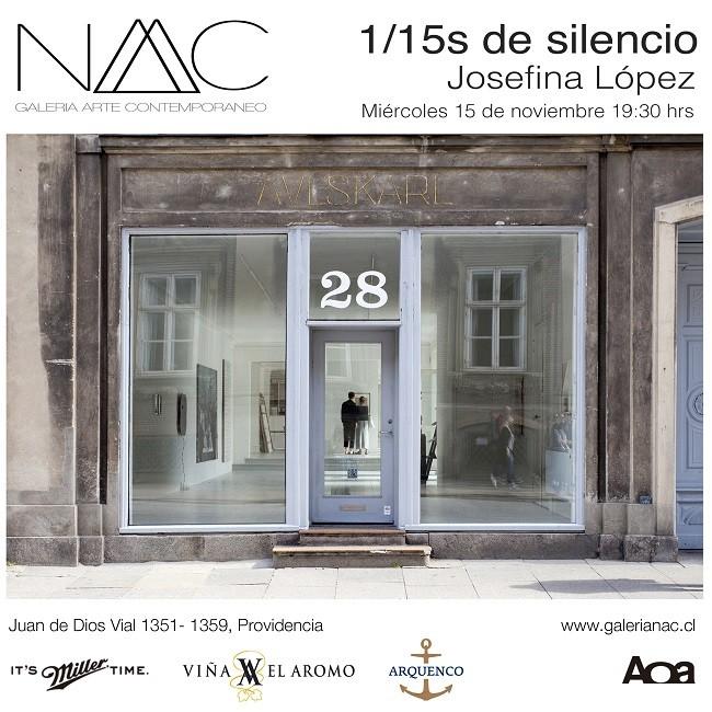 '1/15 de silencio' de Josefina López