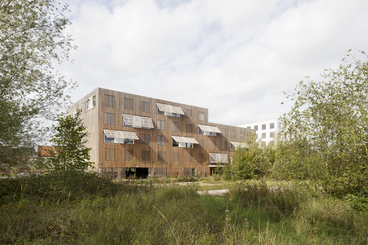 FNG Group Headquarters / Stéphane Beel Architects, © Luca Beel