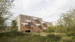 FNG Group Headquarters / Stéphane Beel Architects