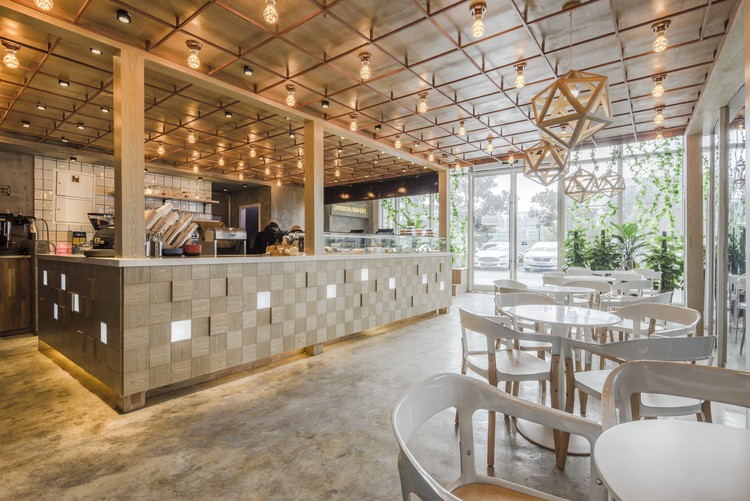 Original Bakery D Space Design Archdaily