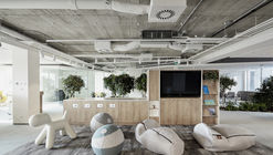 Skanska HQ Budapest / LAB5 architects