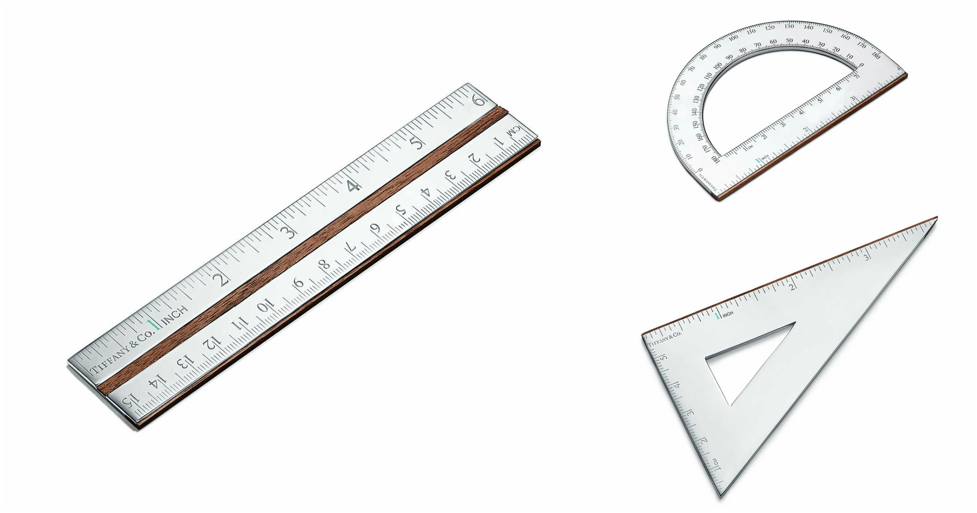 Tiffany 39 s just released a 1 275 set of drawing tools for for Architecture drawing tools