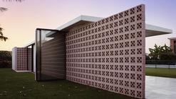 EC Pavilion / MESURA
