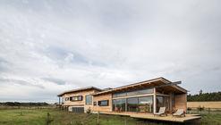 Casa SarahMarc / Pe+Br+Re arquitectos