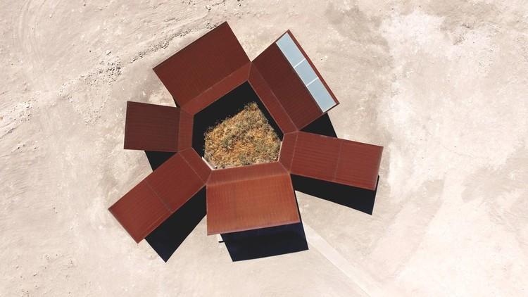 C.I.D - Centro de Interpretação do Deserto / Emilio Marín + Juan Carlos López, © Pablo Casals Aguirre