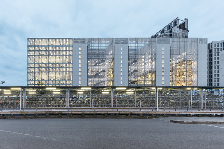 OMA's Rijnstraat 8 Redesign Brings Transparency and Light to a Government Building in The Hague, Photograph by Delfino Sisto Legnani and Marco Cappelletti, © OMA