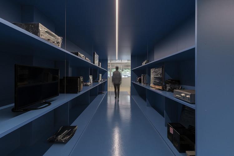 Centro de reparación de electrodomésticos Unitec   / NAN Arquitectos, © Iván Casal Nieto
