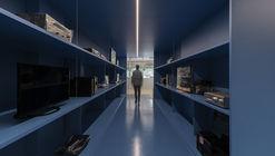 Centro de reparación de electrodomésticos Unitec   / NAN Arquitectos