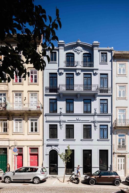 BLU / dEMM Arquitectura, © João Morgado Photography