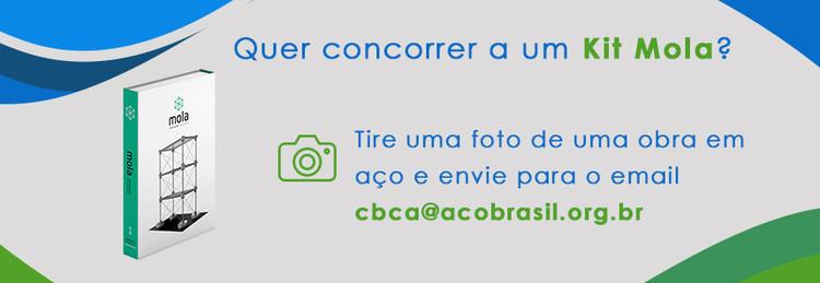 CBCA lança concurso de fotografia de construções em aço