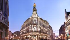 Estudio Lamela presenta Centro Canalejas, un proyecto de remodelación de siete edificios históricos en Madrid