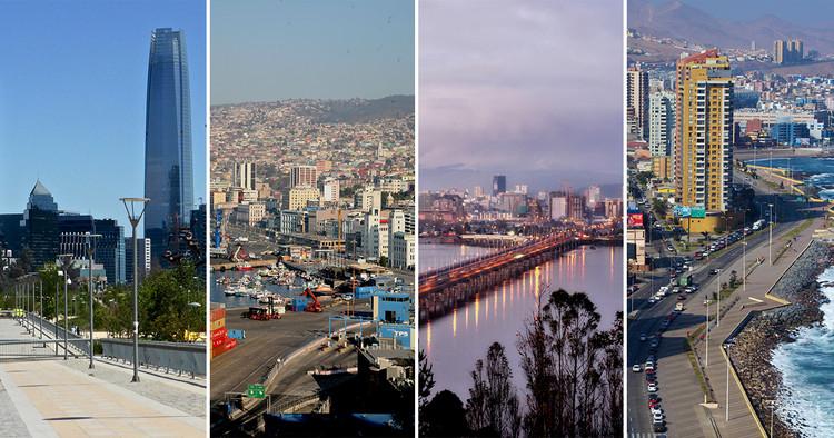 ¿Cuál es la agenda urbana de los candidatos presidenciales de Chile? Responden sus asesores, alobos Life, Rolando Vejar, Yerko Valderrama, Javier Jofre [todos de Flickr], bajo licencia CC BY-SA 2.0. ImageSantiago, Valparaíso, Concepción y Antofagasta
