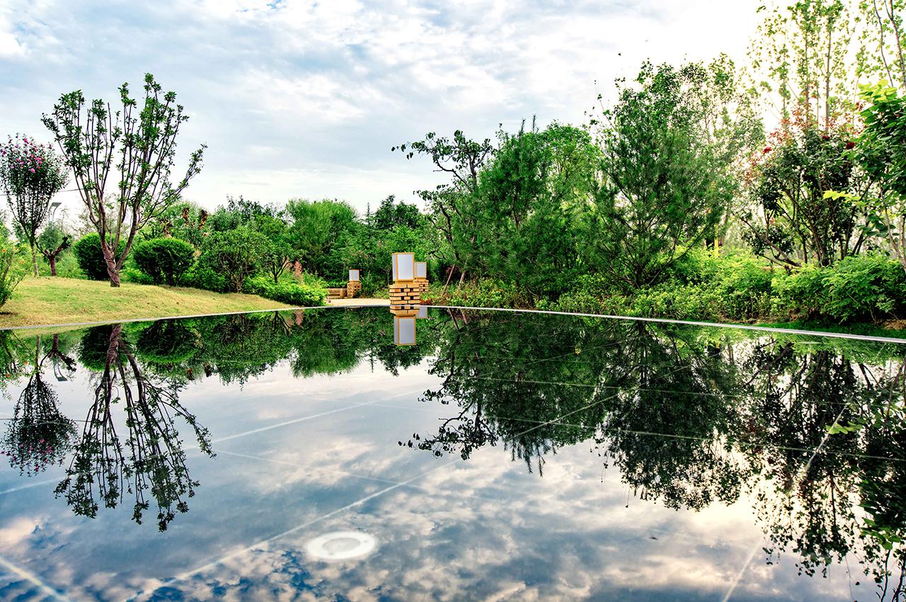 Galer a de exposici n internacional de horticultura jard n for Jardin de china