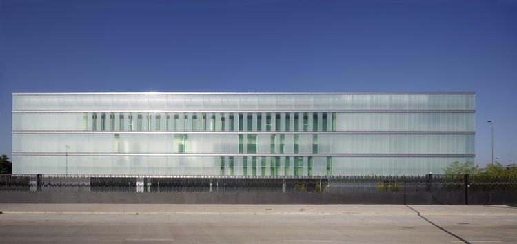 Inss granada mizien arquitectura plataforma arquitectura for Oficinas inss
