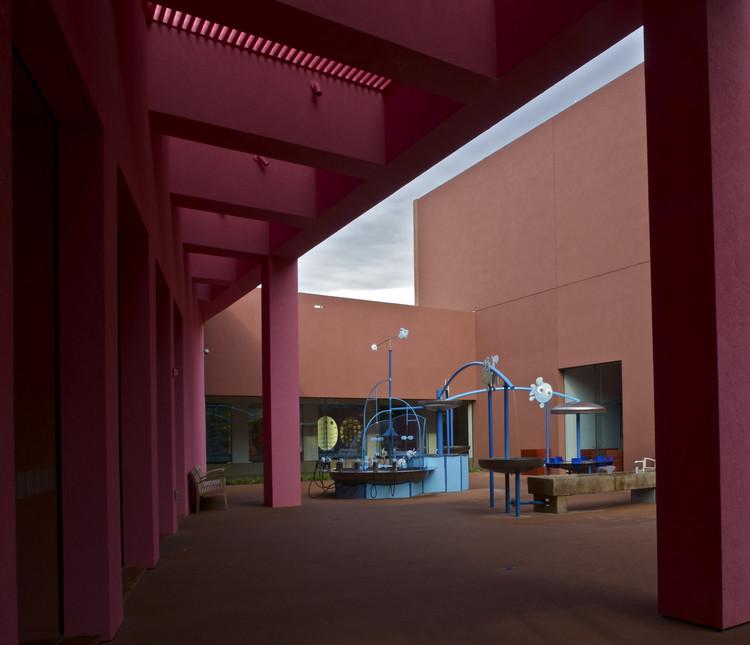 Museo Fort Worth de Ciencia e Historia / LEGORRETA, © Lourdes Legorreta