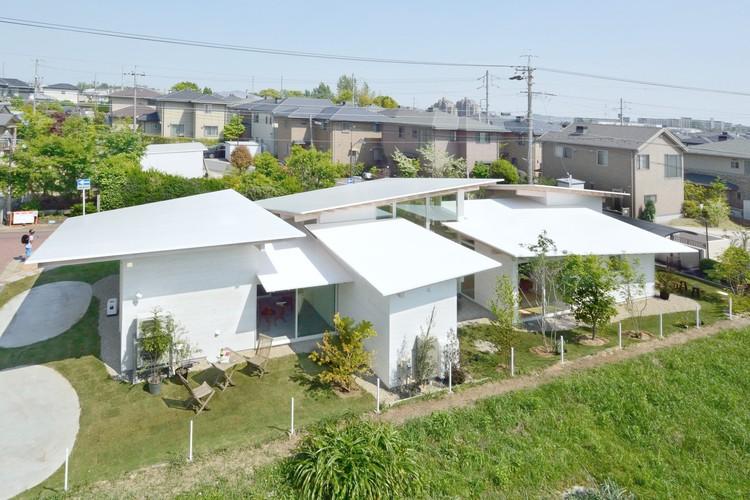 6 Roofs House  / Studio Velocity, © Kentaro Kurihara