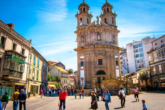 Pontevedra. Image © Dani Oliver [Flickr], licensed brand CC BY-NC-ND 2.0