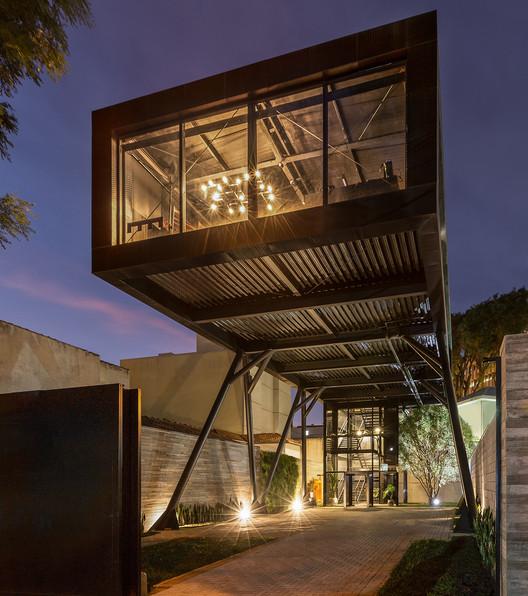 Escritório de Arquitetura / Mauricio Melara Arquitetura, © Celso Pilati
