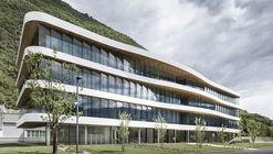 Oficinas Centrales de Schaer / monovolume architecture + design