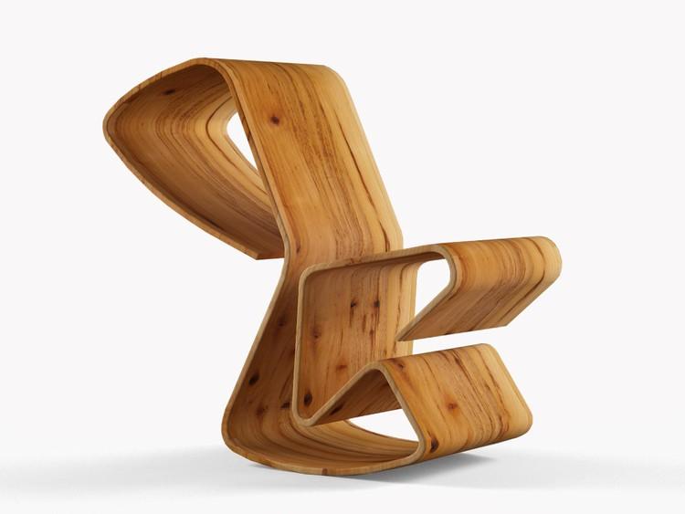 Mobiliários projetados por arquitetos portugueses, Cadeira multifuncional Suanni_Pedro Quintela. Image Cortesia de Pedro Quintela Studio