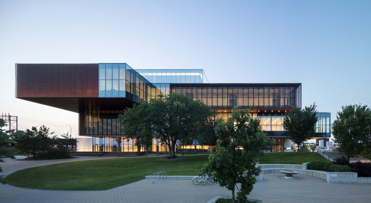 Remai Modern / KPMB Architects + Architecture49, Cortesía por KPMB Architects + Architecture49