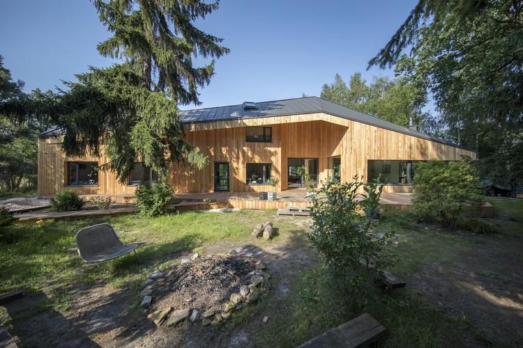 Casa CWA / Beczak / Beczak / Architekci , © Jan Karol Gołębiewski