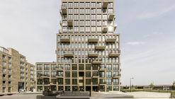 Residential Complex on Zeeburger Island / Studioninedots
