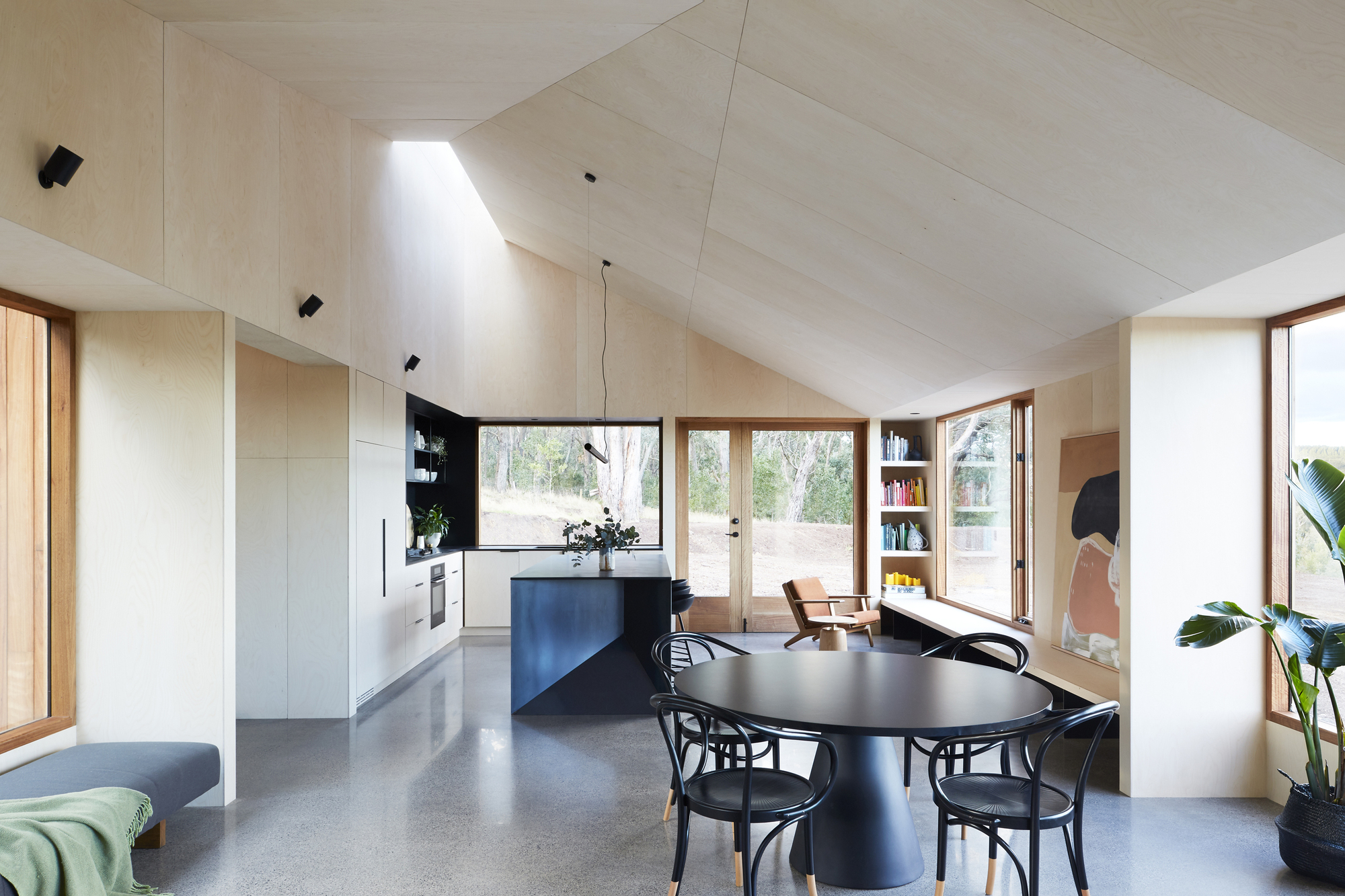 Gallery of two halves moloney architects 14 Virtual architect ultimate home design 7