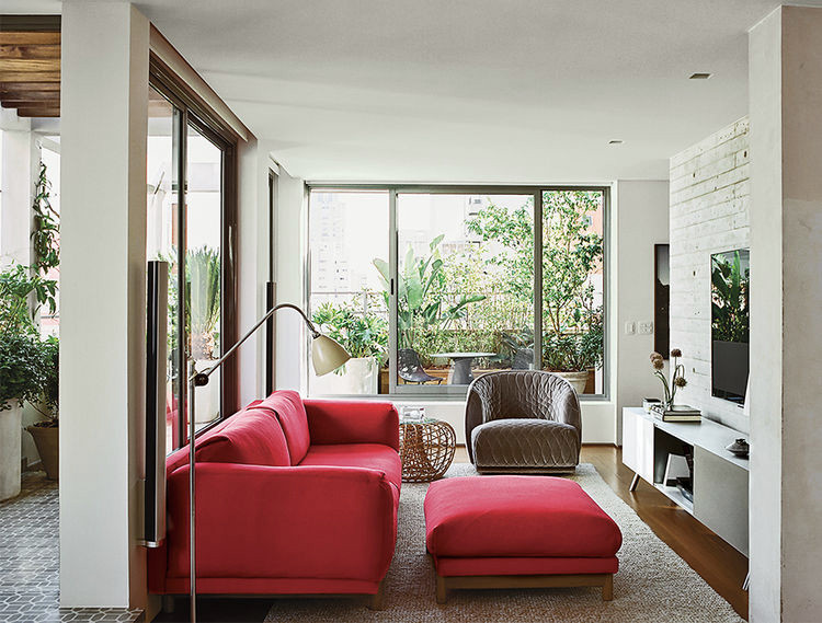 Apartamento Lobo  / SAO Arquitetura, © Bryan Ferry