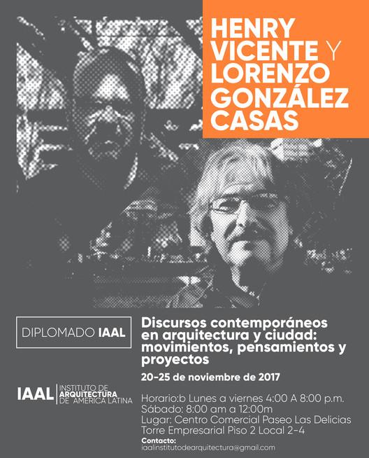 Diplomado 'Discursos contemporáneos en arquitectura y ciudad'