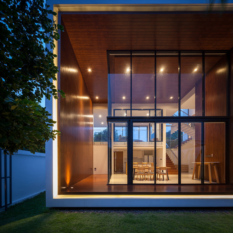 NY House / IDIN Architects, © Ketsiree Wongwan