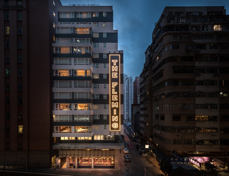The Fleming Hotel A Work Of Substance Archdaily