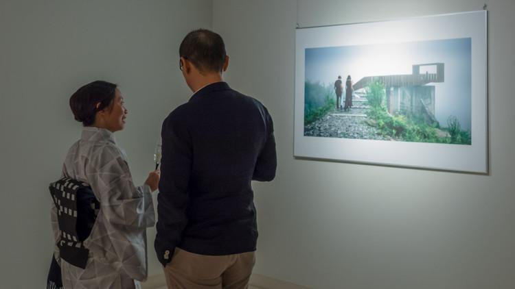 Exposición fotográfica de ImagenSubliminal lleva la arquitectura española hasta Tokio, © Miguel de Guzman (ImagenSubliminal)