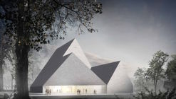 K2S Architects Wins Competition to Replace Fire-Razed Church in Ylivieska, Finland
